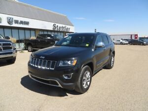 2016 Jeep Grand Cherokee LIMITED SUNROOF!! HEATED LEATHER!!