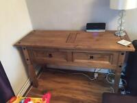 Corona console table £25 SOLD