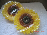 New Floating Sunflower Candles