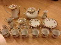 Set of Porcelain