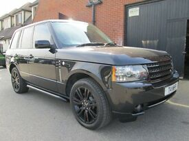 LAND ROVER RANGE ROVER VOGUE 2012 SHAPE DIESEL AUTOMATIC 80,000 MILES Part exchange available