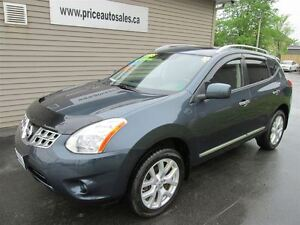 2012 Nissan Rogue SV-AWD-NAVIGATION-HEATED SEATS-SUNROOF-BACK-UP