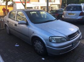 2002 VAUXHALL ASTRA 2.0 DIESEL GOOD ENGINE AND GEARBOX CLUTCH SLAVE CYLINDER LEAKING