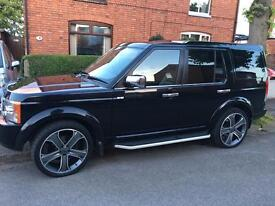 Landrover discovery 3 bespoke converted 56 reg