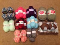 Knitting wool/yarn