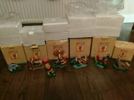 Simply Pooh Figurine Collection