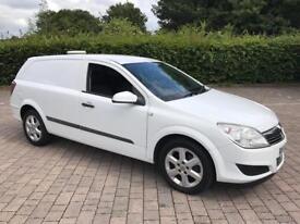 2007 Vauxhall Astravan 1.7 CDTi 16v Club Van 3dr NEW MOT, CHOICE OF 4, NO VAT Astra Van