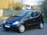 Mercedes A140 Elegance Auto.. 1 Owner.. 27,300 MILES!.. FSH..