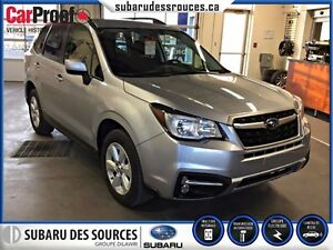 2017 Subaru Forester 2.5i Convenience CVT Mags, Camera, Bluetoot