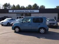 2010 Nissan cube 1.8 AUTO, FINANCE NOW!