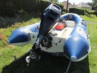 RHIB, Boat, Avon Adventurer 4.5m