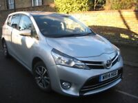 2014 TOYOTA VERSO 1.6 DIESEL 7 SEATER 7 SEATS 1 OWNER FSH HPI CLEAR