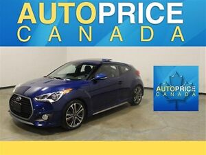 2016 Hyundai Veloster Turbo|NAVI|PANOROOF|LEATHER