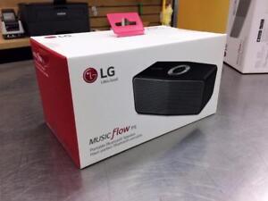 Haut-parleur Bluetooth LG Music Flow P5 ***Produit Neuf*** #F020308