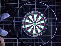 Target Led dartboard surround