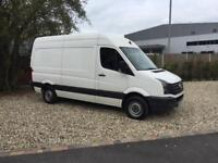 2012-62-reg Volkswagen crafter cr35 TDI EURO5 air con MWB hi roof FREE SAMEDAY UK DELIVERY