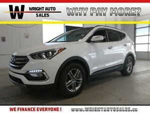 2017 Hyundai Santa Fe Sport | LEATHER| AWD| SUNROOF| 45,115KMS