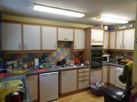 Used Kitchen For Sale, inc Worktops, Sink, Hob, Plinths etc