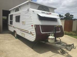 Galaxy Southern Cross Series 111 Caravan