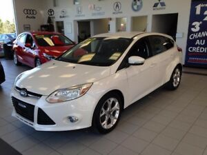 2012 Ford Focus SEL 4D HCHBACK 2012 AUTOMATIQUE / AIR / CRUISE /