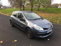 CHEAP RUN ABOUT 2007 RENAULT CLIO 1.2 EXSPRESSION