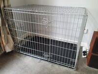 Large Dog Crate - Hardly Used