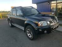 Nissan navara swap for nice transit