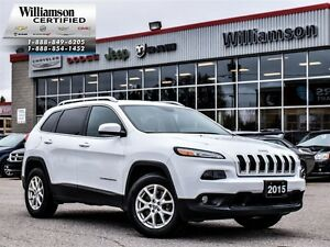 2015 Jeep Cherokee NORTH**4x4**NEW TIRES**