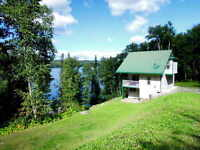 Waterfront Property on Horsefly Lake (Lakefront home/cabin) - BC