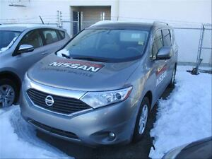 2013 Nissan Quest V6 | Power Doors | Cruise | 7 Rider