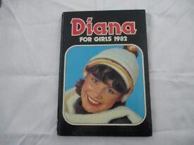 Diana Annuals 1975, 1982, 1983