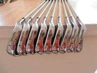 Ladies -SPALDING - Paradox IRONS, 9.IRONS 3 / SW