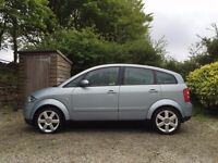 Audi A2 - Full Service History - All major services done - very clean