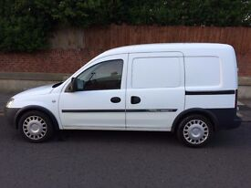 2005 vauxhall combo 97,000 miles 7 months mot ready for work £895