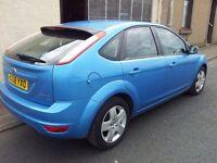 2008 ford focus 1.6 style 100.hatchback.maual.petrol.anti-lock brakes