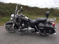 Harley-Davidson Road King FLHRC Classic (09' Model) 1584cc