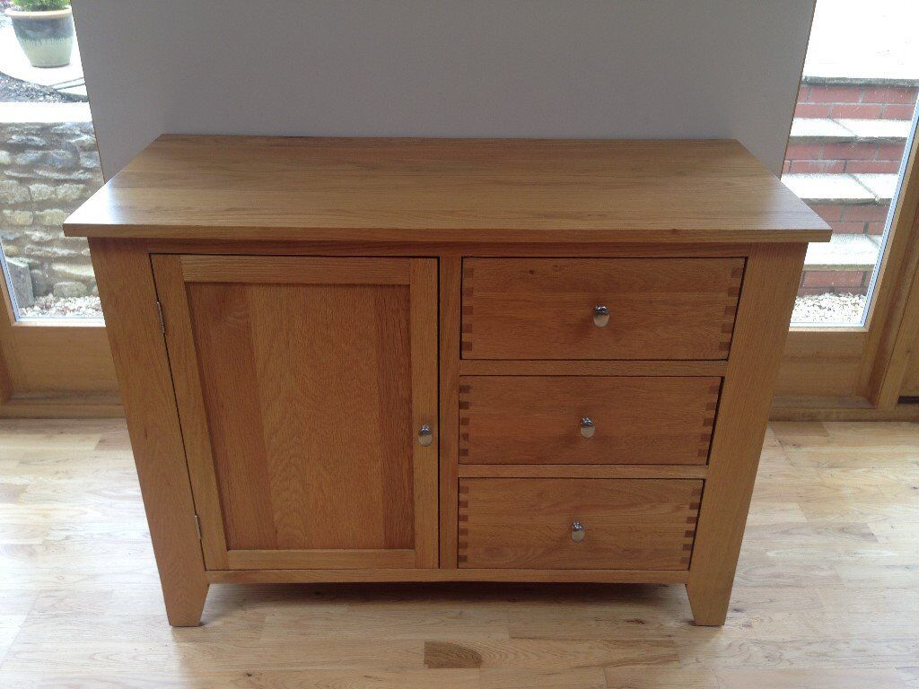 Solid Oak Sideboard (I have 2 of these available)