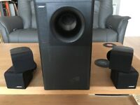 Bose Acousatamass 5 speaker system