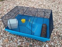 Hamster cage - Ideal for small hamsters and dwarf hamsters