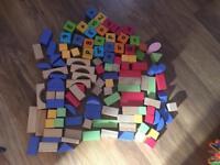 ELC Wooden blocks