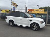 Range Rover sport hse autobiography 2 owners full years mot in prestine condition as new ££££ spent