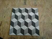 Wall tiles, 1sq metre