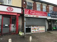 Shop Available in Alum Rock Road
