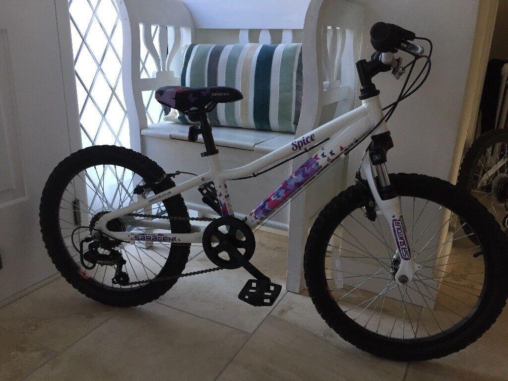 """20"""" Saracen Spice Girls Mountain Bike"""