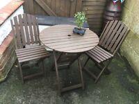 Garden (patio) furniture