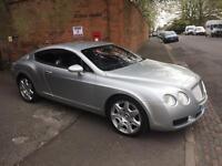 Bentley gt mulliner 2005 full dealer history