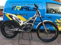 Trs 2018 300 and 250 ex demo trials bike