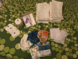 Miosoft two-piece nappy - Premium Pack - NEW, NEVER USED £120 (ono)