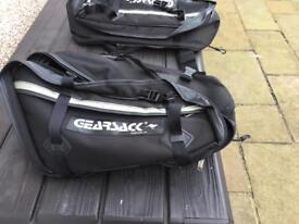 GEARSACK panniers Oxford bags BARGAIN