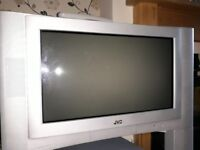 JVC TV. **Free***. In good working order but old in style